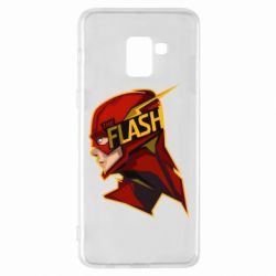 Чехол для Samsung A8+ 2018 The Flash