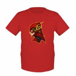 Детская футболка The Flash - FatLine