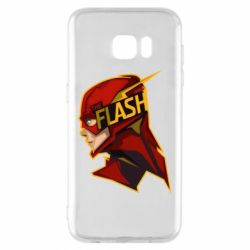 Чехол для Samsung S7 EDGE The Flash