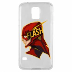 Чехол для Samsung S5 The Flash