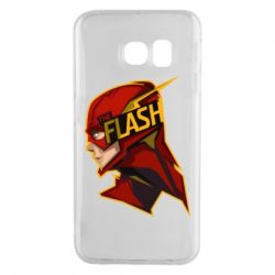 Чехол для Samsung S6 EDGE The Flash