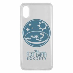 Чехол для Xiaomi Mi8 Pro The flat earth society