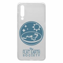 Чехол для Xiaomi Mi9 The flat earth society