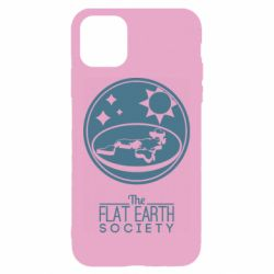 Чехол для iPhone 11 The flat earth society