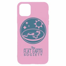 Чехол для iPhone 11 Pro The flat earth society