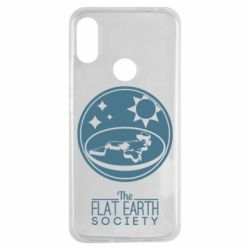 Чехол для Xiaomi Redmi Note 7 The flat earth society