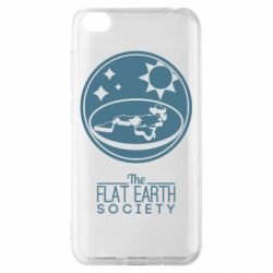 Чехол для Xiaomi Redmi Go The flat earth society