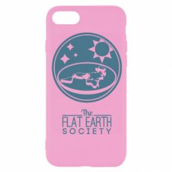Чехол для iPhone 8 The flat earth society
