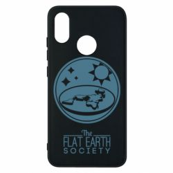 Чехол для Xiaomi Mi8 The flat earth society