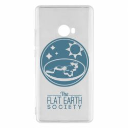 Чехол для Xiaomi Mi Note 2 The flat earth society