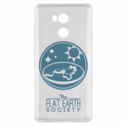 Чехол для Xiaomi Redmi 4 Pro/Prime The flat earth society