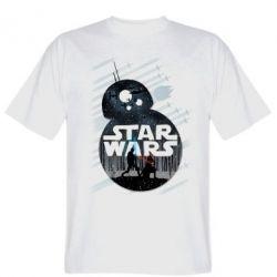 Мужская футболка The Force - FatLine
