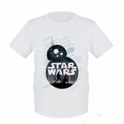 Детская футболка The Force - FatLine