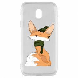 Чохол для Samsung J3 2017 The Fox in the Hat