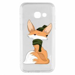 Чохол для Samsung A3 2017 The Fox in the Hat