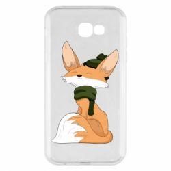 Чохол для Samsung A7 2017 The Fox in the Hat
