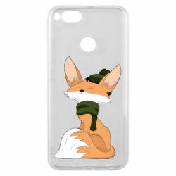 Чохол для Xiaomi Mi A1 The Fox in the Hat