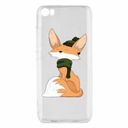Чохол для Xiaomi Mi5/Mi5 Pro The Fox in the Hat