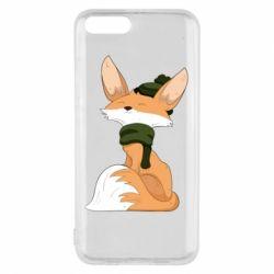 Чохол для Xiaomi Mi6 The Fox in the Hat