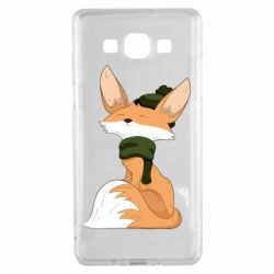 Чохол для Samsung A5 2015 The Fox in the Hat