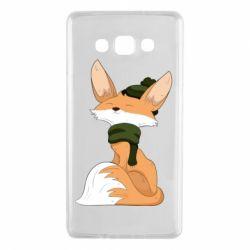 Чохол для Samsung A7 2015 The Fox in the Hat