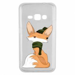 Чохол для Samsung J1 2016 The Fox in the Hat