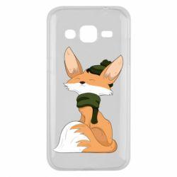Чохол для Samsung J2 2015 The Fox in the Hat