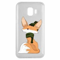 Чохол для Samsung J2 2018 The Fox in the Hat