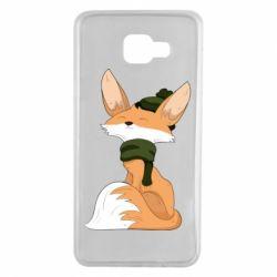 Чохол для Samsung A7 2016 The Fox in the Hat