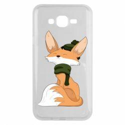 Чохол для Samsung J7 2015 The Fox in the Hat