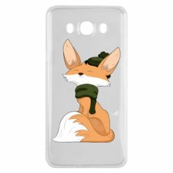 Чохол для Samsung J7 2016 The Fox in the Hat