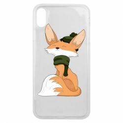 Чохол для iPhone Xs Max The Fox in the Hat