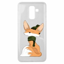 Чохол для Samsung J8 2018 The Fox in the Hat