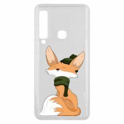Чохол для Samsung A9 2018 The Fox in the Hat