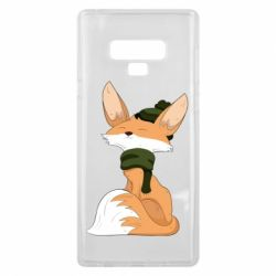 Чохол для Samsung Note 9 The Fox in the Hat