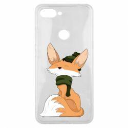 Чохол для Xiaomi Mi8 Lite The Fox in the Hat
