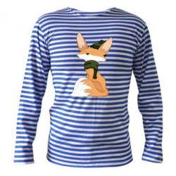 Тільник з довгим рукавом The Fox in the Hat