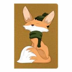 Блокнот А5 The Fox in the Hat
