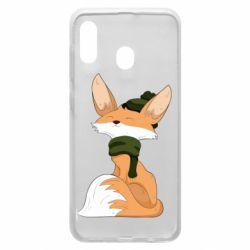 Чохол для Samsung A30 The Fox in the Hat