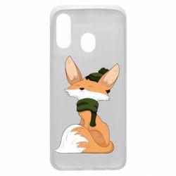 Чохол для Samsung A40 The Fox in the Hat