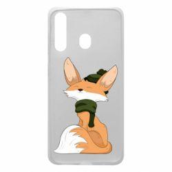 Чохол для Samsung A60 The Fox in the Hat