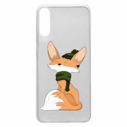 Чохол для Samsung A70 The Fox in the Hat