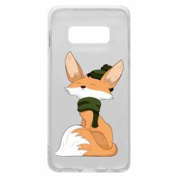 Чохол для Samsung S10e The Fox in the Hat