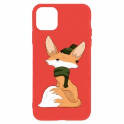 Чохол для iPhone 11 The Fox in the Hat