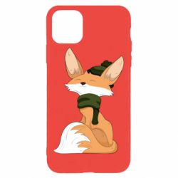 Чохол для iPhone 11 Pro The Fox in the Hat