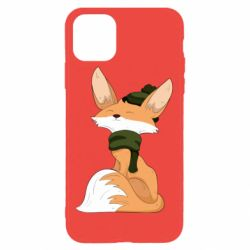 Чохол для iPhone 11 Pro Max The Fox in the Hat