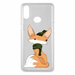 Чохол для Samsung A10s The Fox in the Hat