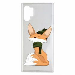 Чохол для Samsung Note 10 Plus The Fox in the Hat
