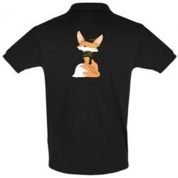 Футболка Поло The Fox in the Hat