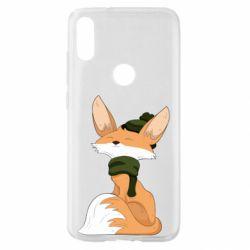 Чохол для Xiaomi Mi Play The Fox in the Hat